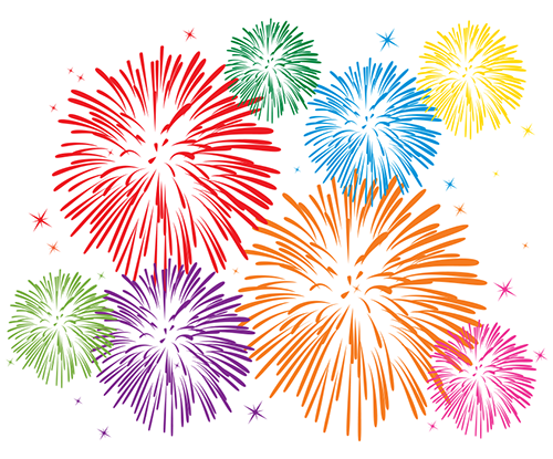 Image result for fireworks emoji