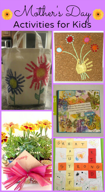 mother day activities for kids