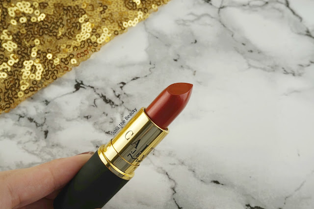 mac caitlyn jenner review swatches authentic red whirl compassion lipstick authentic red