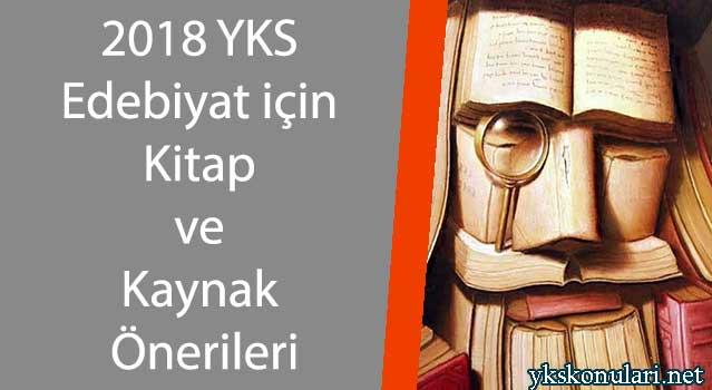 yks türk dili ve edebiyatı kitap önerileri