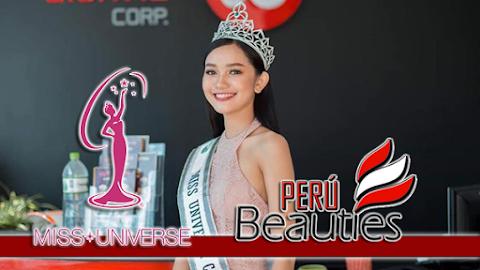 Somnang Alyna es Miss Universe Cambodia 2019
