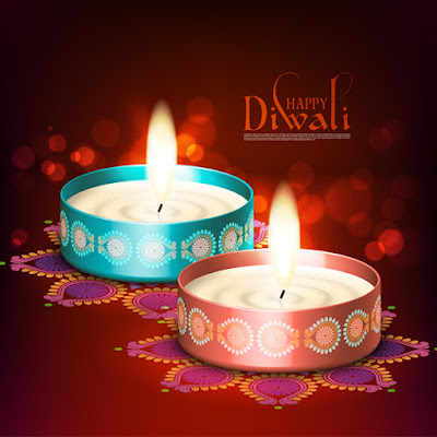 Happy Diwali Diya Pics