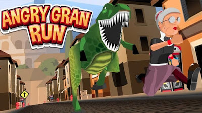 Permainan simple dan juga offline telah hadir kembali untuk kalian semua Angry Gran Run – Running Game MOD APK v1.65 for Android Unlimited Money Terbaru 2018
