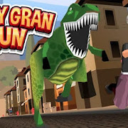 Angry Gran Run – Running Game Mod Apk V1.65 For Android Unlimited Money Terbaru 2019