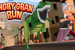 Angry Gran Run – Running Game Mod Apk V1.65 For Android Unlimited Money Terbaru 2018