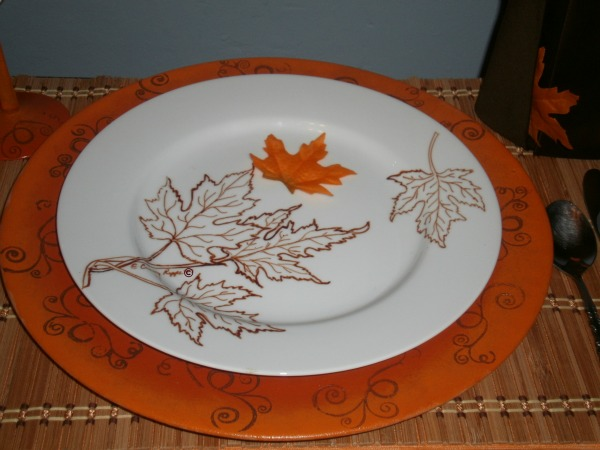 Art In Entertaining By Cindy Rippe Thanksgiving And Autumn Glass Painting Project