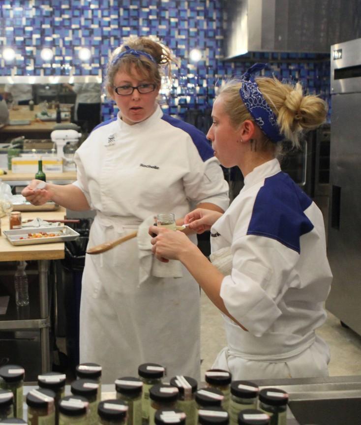 Hell's Kitchen - Season 12 Episode 15: 7 Chefs Compete