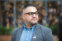 Novelist and screenwriter Nikesh Shukla