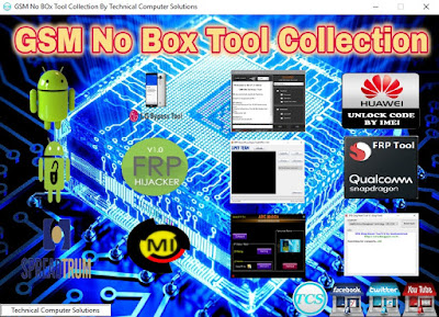 GSM No Box Tool Collection Free Download
