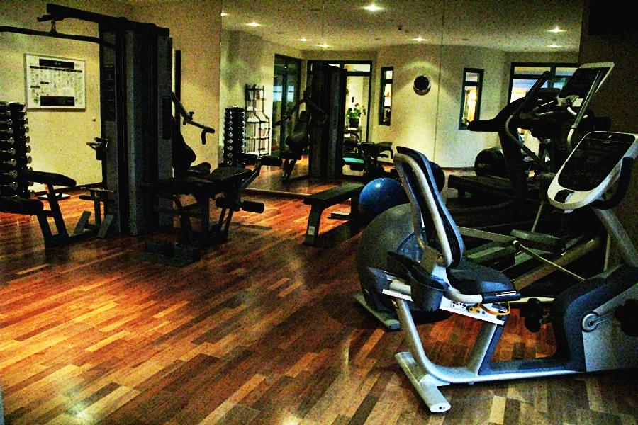 hotel gym sport