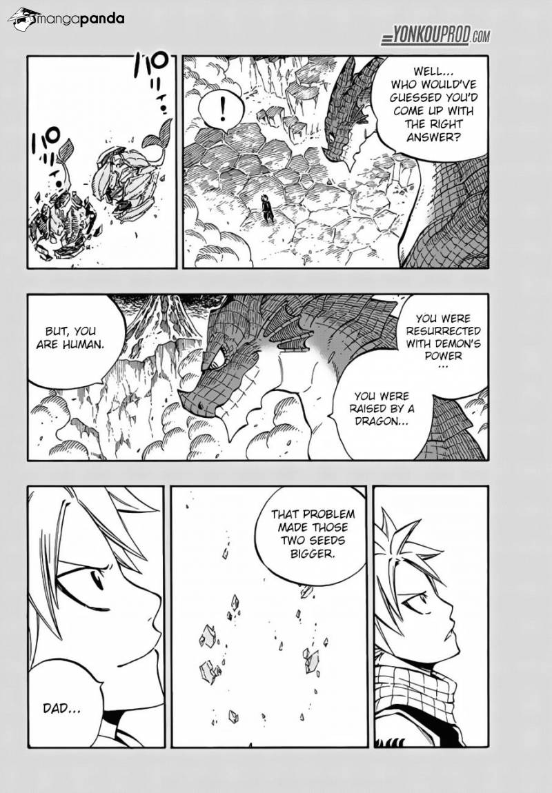 Fairy Tail - Chapter 530