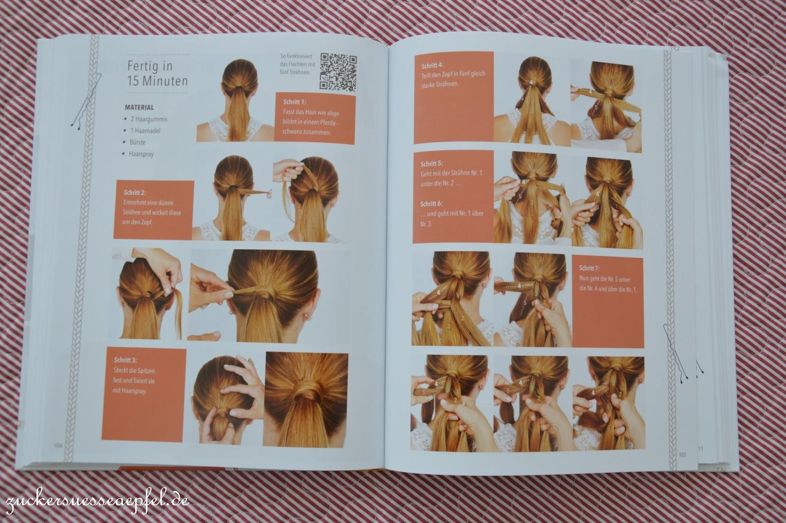 Französischen Zopf Flechtenzopffrisurflechtfrisur Für Mittellange Haarebraid Hairstylepeinados