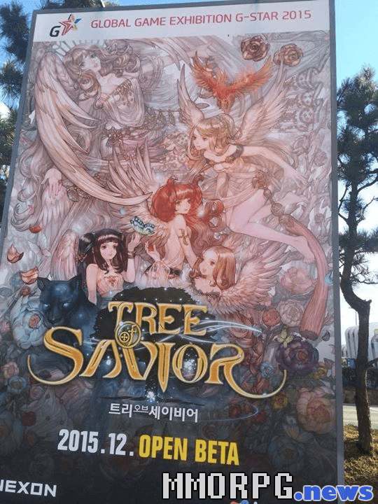 Tree of Savior Open Beta Tes