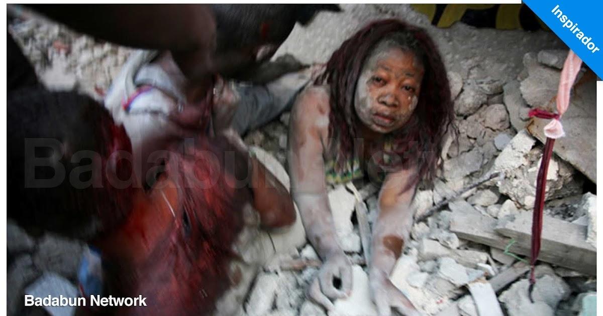 Ecuador vida terremoto mujer amamanto rescatistas Chile Manabi hombres escombros