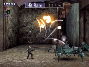 Contra Shattered Soldier ps2