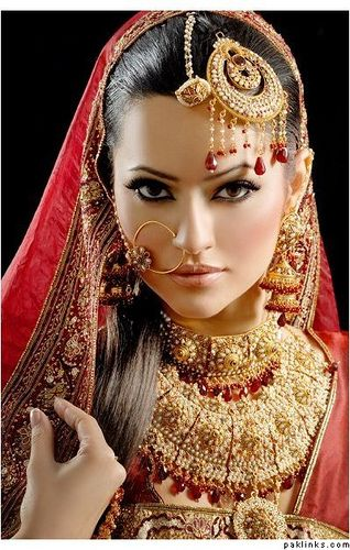 Pakistani bridal jewelry designs 2016