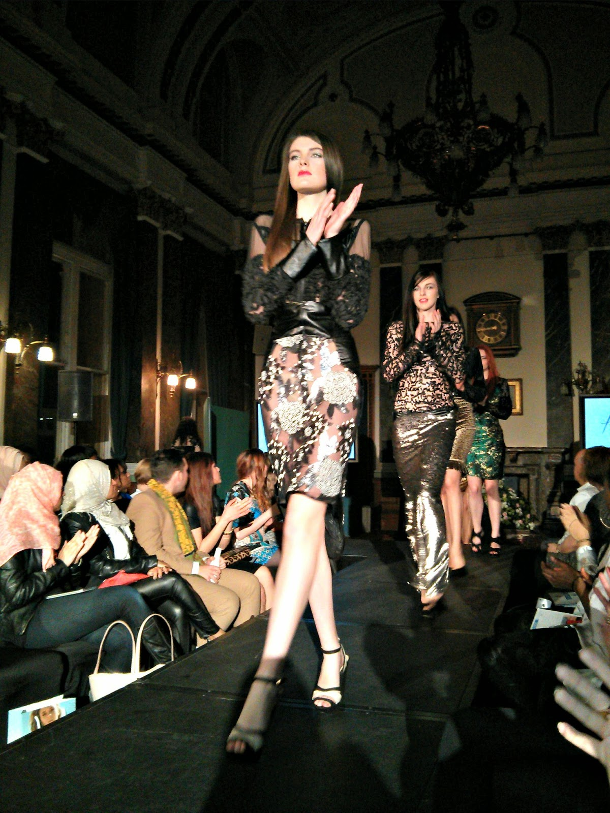 Khloe Nova Fashion Show Birmingham