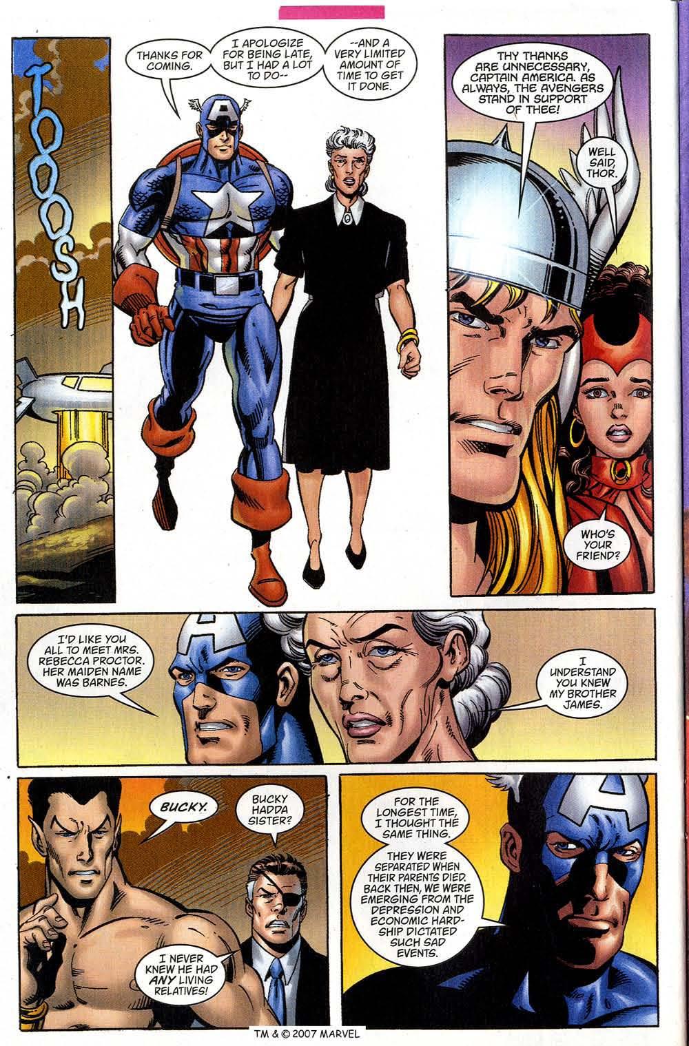 Captain America (1998) Issue #48 #55 - English 30