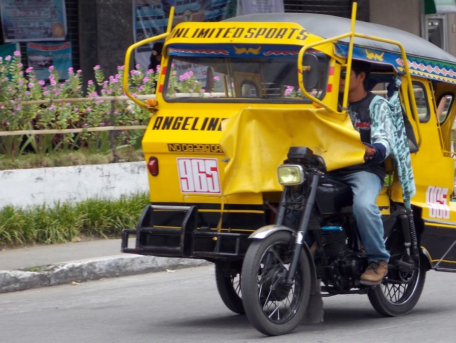 Antipolo Trike Driver Experience