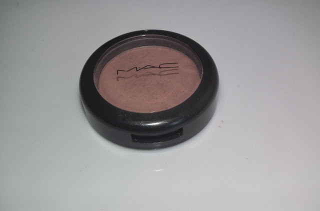 MAC COSMETICS Powder Blush Prism Swatches