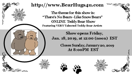 "Online-Show ""There's No Bears - Like Snow Bears"""