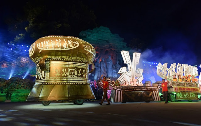 The destination has the biggest Mid-autumn festival in Vietnam 1