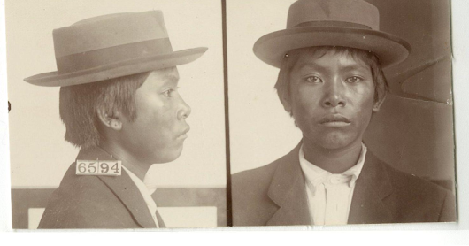 Who Is Inmate Dan Tso-Se (b. Abt. 1893)