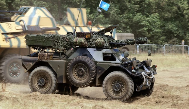 Daimler Ferret