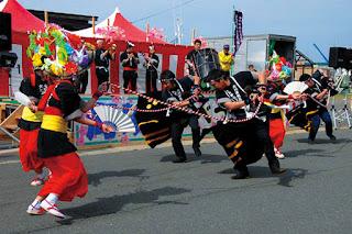 Kaikyou Imabetsu Spring Festival  海峡今別春まつり Kaikyou Imabetsu Haru Matsuri