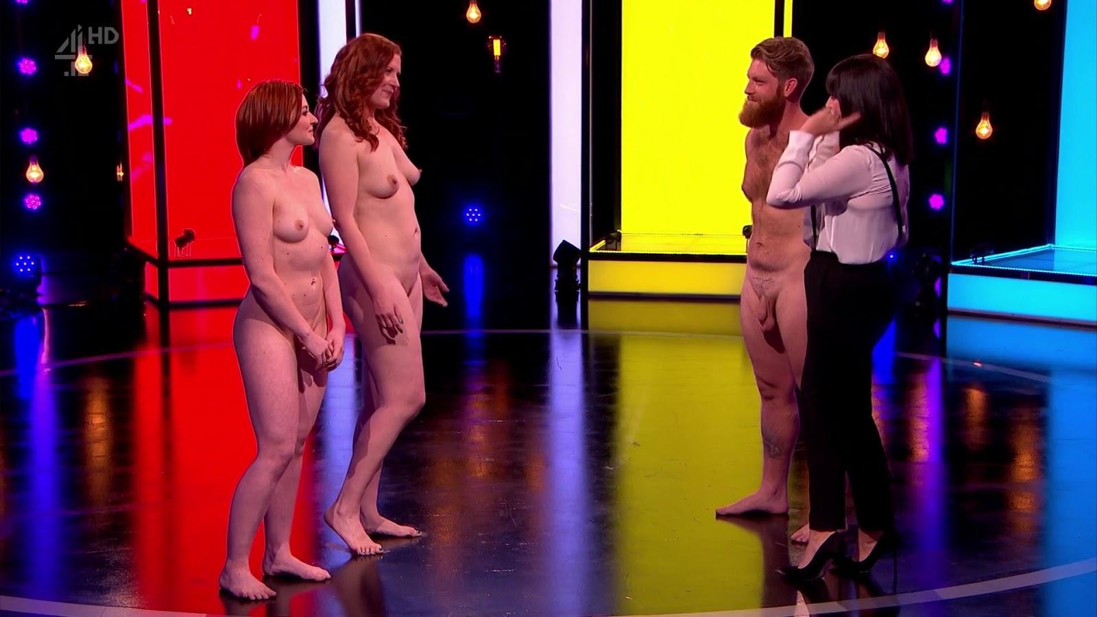 Naked Babes On European Reality Television
