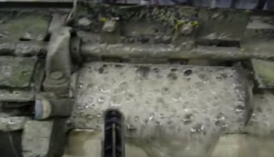 froth flotation process of copper ore video technology