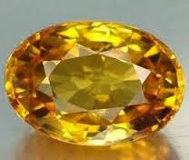 Jupiter - Yellow Sapphire