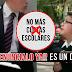 ¿Sabías que está estrictamente prohibido el cobro de cuotas escolares en México y es un delito?