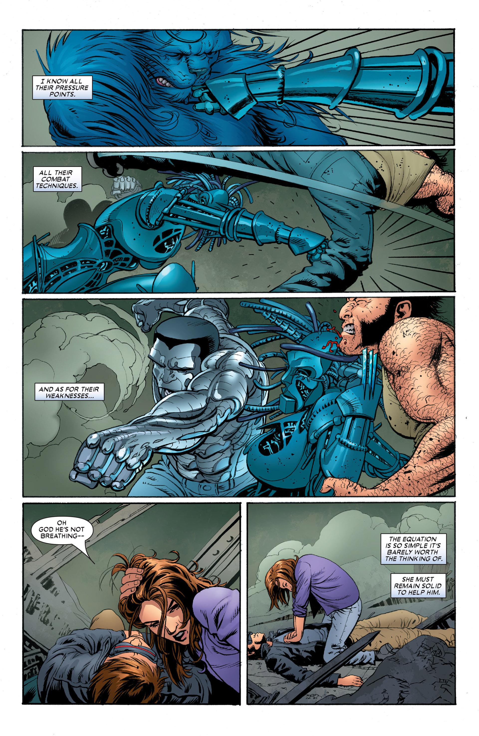 Read online Astonishing X-Men (2004) comic -  Issue #10 - 20