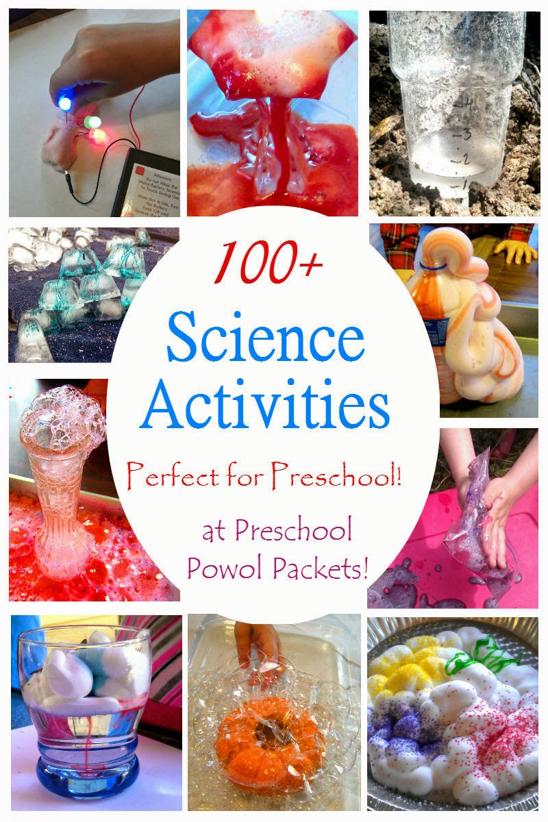 100 preschool science activities preschool science experiments preschool powol packets. Black Bedroom Furniture Sets. Home Design Ideas