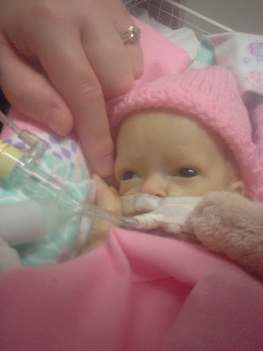 The Story of Emmie-Rose: 8 Years Ago Today