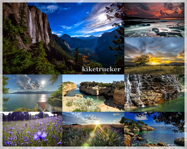 Wallpapers paisajes HD - Pack 41