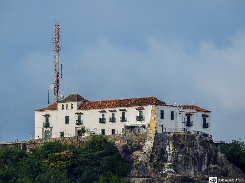 Convento de Santa Cruz de La Popa - O que fazer em Cartagena, Colômbia