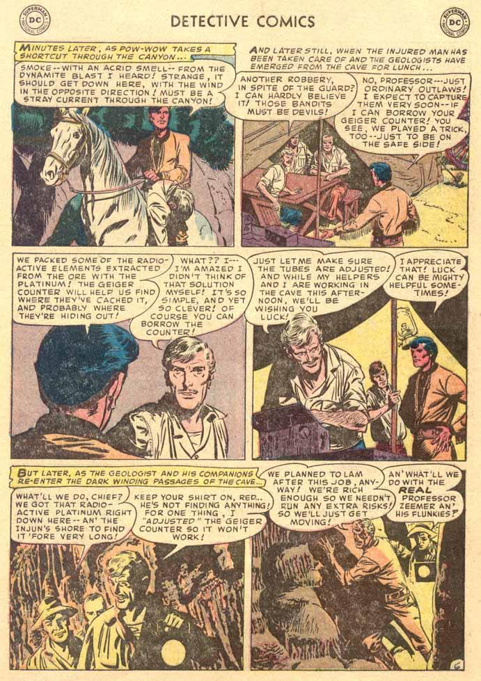 Read online Detective Comics (1937) comic -  Issue #191 - 39