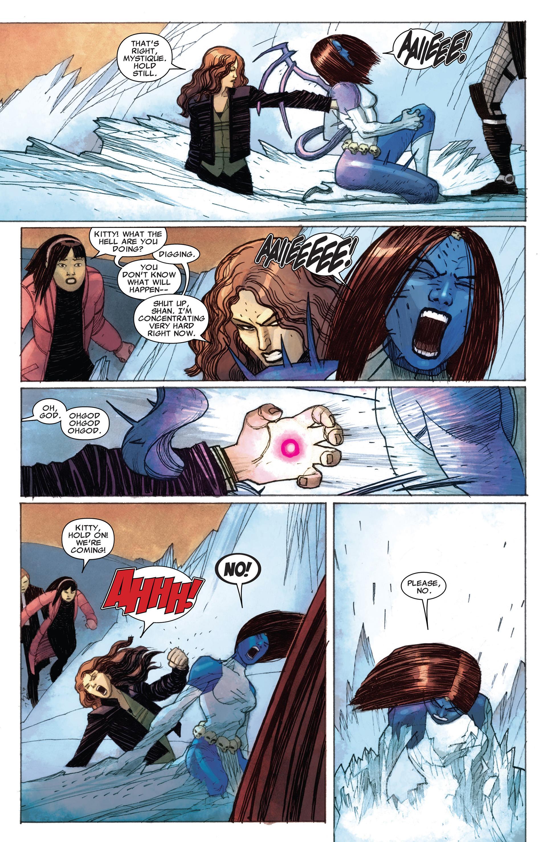 Read online Astonishing X-Men (2004) comic -  Issue #65 - 7