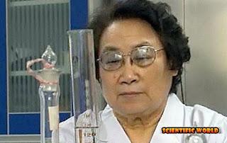 Nobel Prize winner Youyou Tu