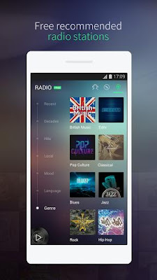 JOOX Music 2.1 APK for Android terbaru