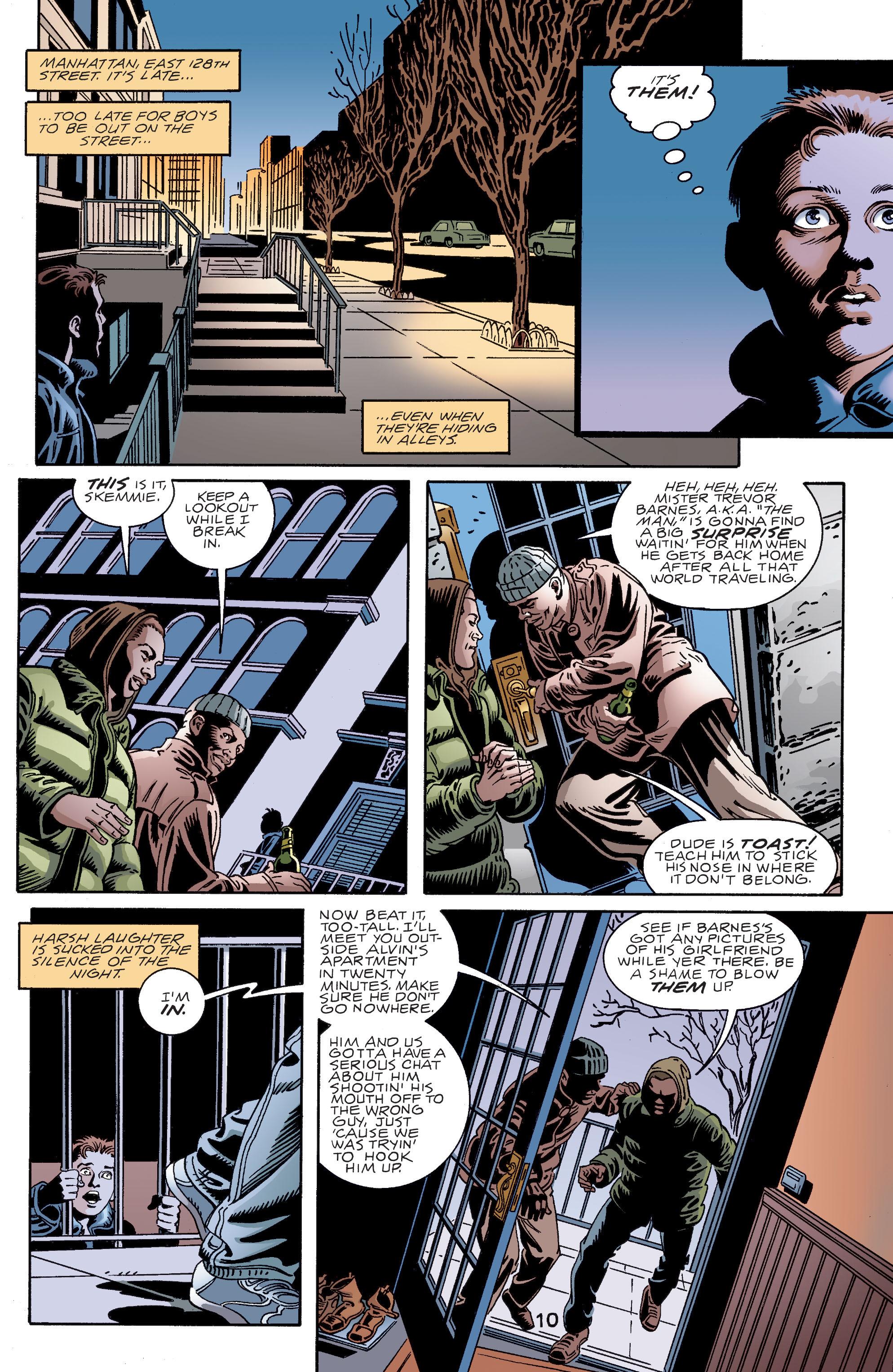 Read online Wonder Woman (1987) comic -  Issue #192 - 11