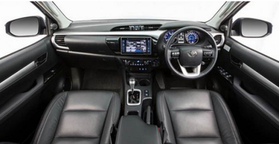 Toyota Tundra 2020 Interior