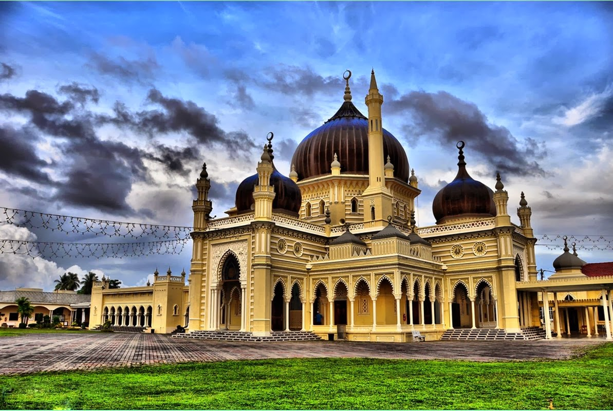 Mosque: Beautiful Mosques HD Wallpapers Free Download