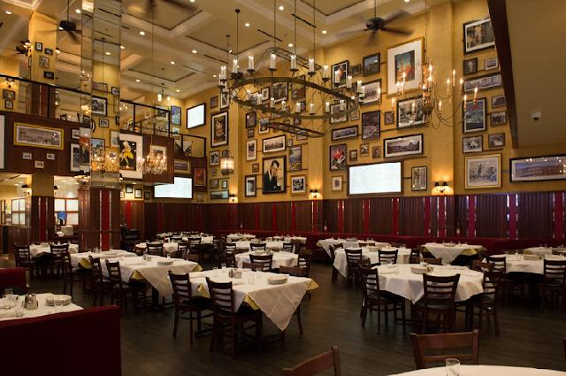 Restaurante Carmine's em Las Vegas