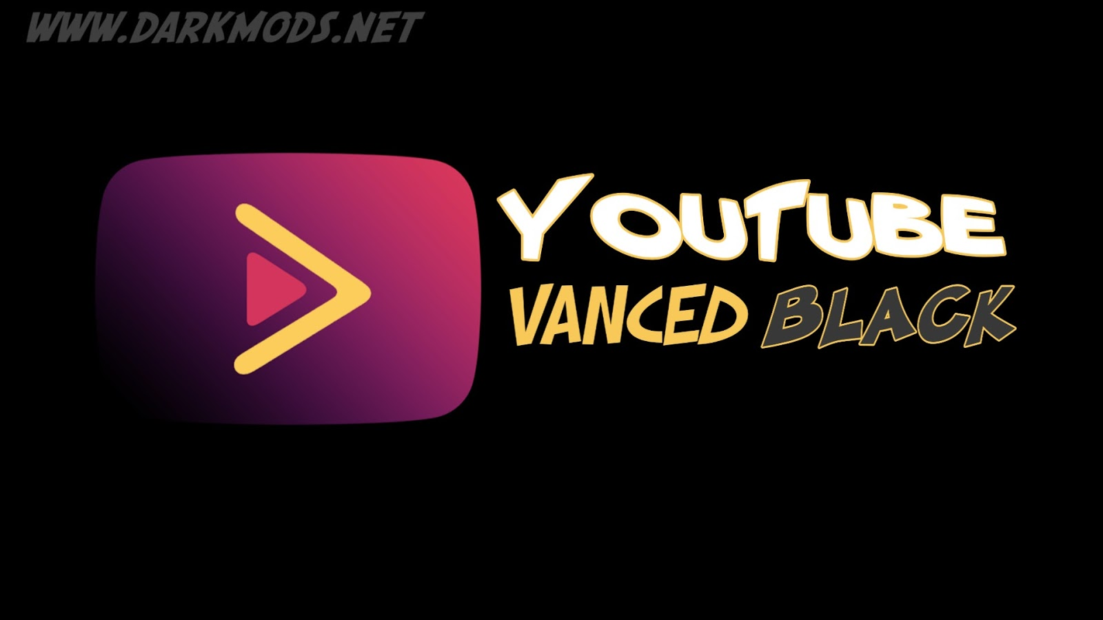 YouTube Vanced Black Gold APK Download Latest version 14 10 53
