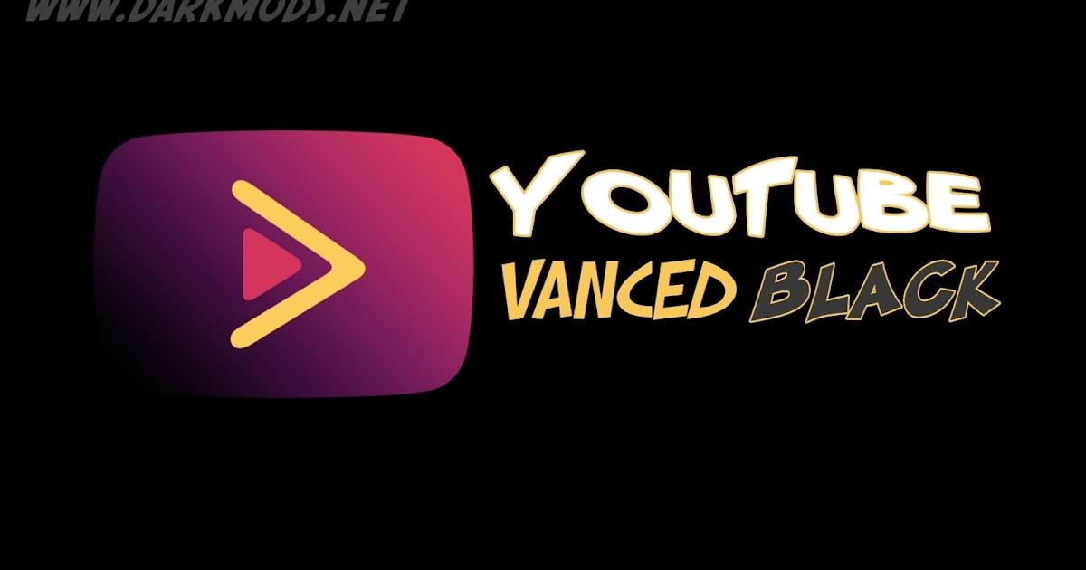 YouTube Vanced Black Gold APK Download Latest version 14 10