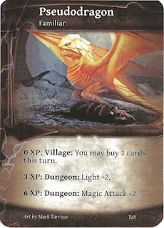 familiar from Thunderstone Advance