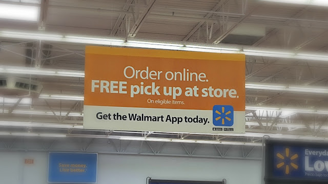 walmart grocery pick up, organic food at walmart, free grocery pick up